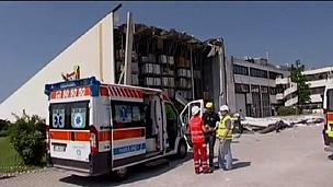 Terremoto atingiu região norte da Itália pela segunda vez em menos de 15 dias (BBC)