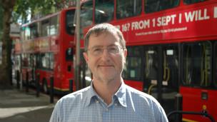 Uluslararası Ulaşım İşçileri Federasyonu Genel Sekreteri, David Cockroft