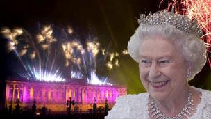 Descubra el rostro de Isabel II