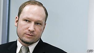 Anders Breivik | Foto: AFP