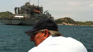 Bộ trưởng Quốc phòng Mỹ Leon Panetta đến thăm Cam Ranh