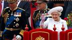 احتفالات اليوبيل الماسي لجلوس الملكة إليزابيث على العرش