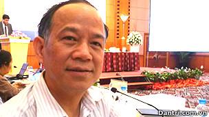 PGS. TS. Nguyễn Minh Phong