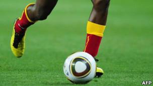 Jogo da Copa de 2010 (AFP)