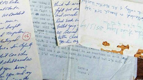Những lá thư của Trung sỹ Flaherty