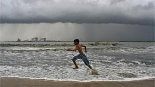 Musim hujan di India