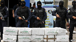 drogas en Honduras