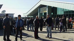 таджикские мигранты