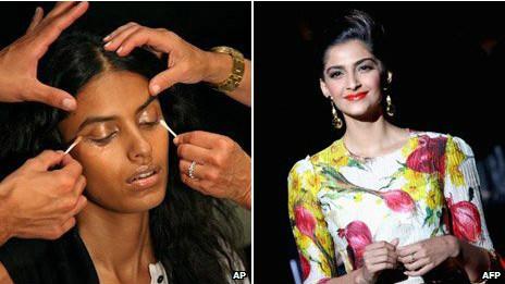 Estrelas de Bollywood | Foto: AFP
