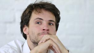 Филипп Дзядко (фото 19 октября 2011 года)