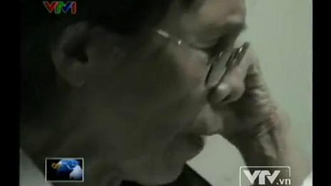 Bà Lê Hiền Đức trên VTV1