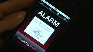 Aplicación Panic Guard