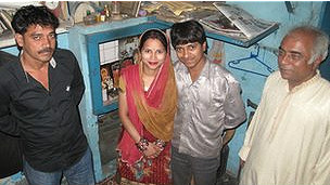 Comandos del Amor en India.