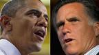 Barack Obama da Mitt Romney