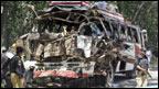 فائل فوٹو، بس پر حملہ