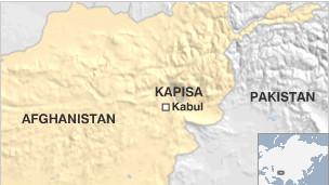 Peta Kapisa