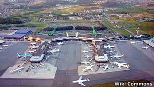 Aeroporto de Guarulhos | Foto: Wiki Commons