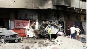 انفجارهای عراق