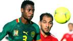 Mchezaji wa Cameroon