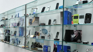 نمایشگاه محصولات نوکیا