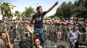 تظاهرات علیه رای دادگاه