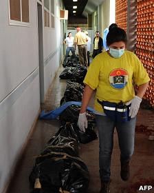 Matanza en Paraguay