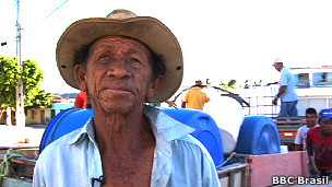 Francisco Manuel de Souza | Foto: Paulo Cabral/BBC Brasil
