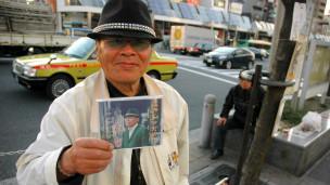 Cantor de rua japonês Yu Rikiya (Arquivo pessoal, Yu Rikiya)