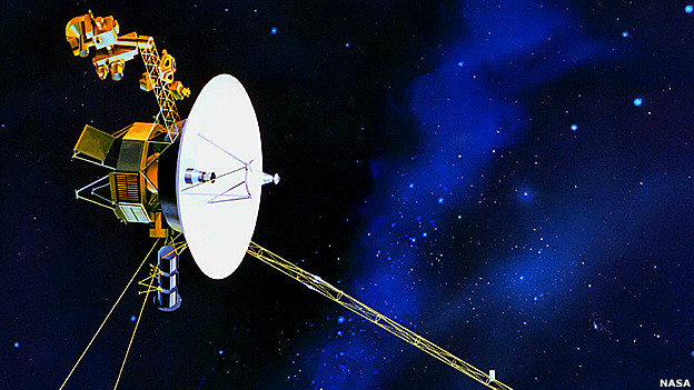Sonda Voyager 2 Foto: NASA