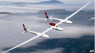 White Knight - самолет-носитель