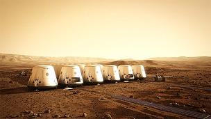 Imagem: Divulgação/Projeto Mars One