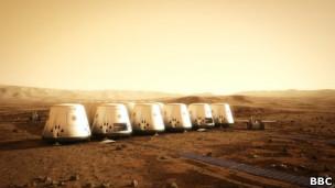 Asentamiento marciano