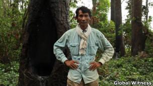 Wutty Chut (Foto: Global Witness)