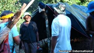 Líder de acampamento indígena Guarani-Kaiowá, Nísio Gomes está desaparecido desde novembro de 2011