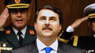 Federico Franco, nuevo presidente de Paraguay.