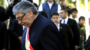 Fernando Lugo   Foto: Reuters