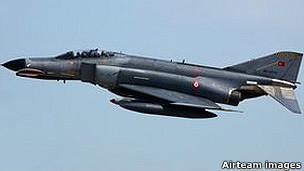 Avión F-4 Phantom