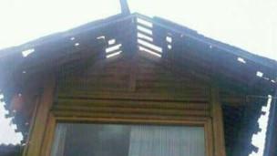 云南四川地震造成房屋损毁