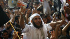 الاحتفال بفوز مرسي