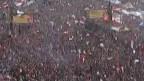 مؤيدو مرسي يرحبون باعلانه رئيسا لمصر