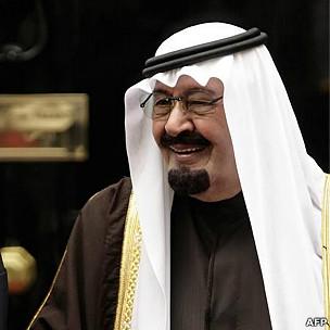 El rey Abdullah