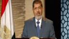 محمد مرسي الرئيس المصري المنتخب