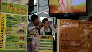 Café privado em Cuba.