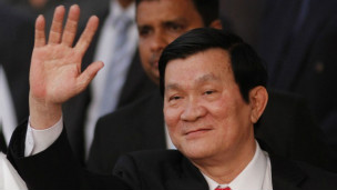 Ông Trương Tấn Sang thăm Sri Lanka năm 2011