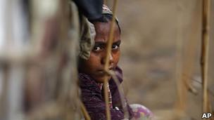 Mujer en África