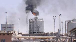 伊朗石油出口受到美國新的制裁。