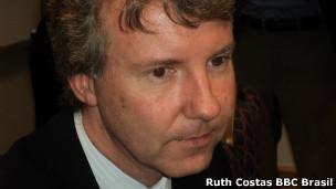 Marlon Weichert (Foto Ruth Costas BBC Brasil)