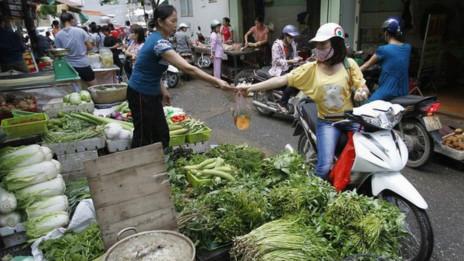 Chợ ở Việt Nam