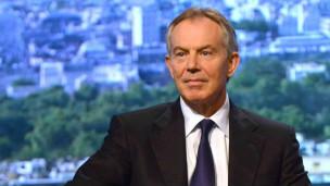 Cựu Thủ tướng Anh Tony Blair