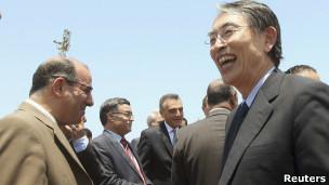 Lãnh đạo Tòa Hình sự Quốc tế ICC